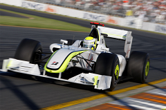 Brawn GP 01 - Australian Grand Prix 2009