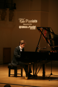 Dominic Piers Smith Yamaha Pianist Winner 2008 #2